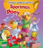 Sportmen Pony-Hikayeli Yapboz Eğlencesi