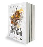Edebiyatın Profili Seti-5 Kitap Takım