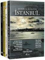 İstanbul'a Dair Set-4 Kitap Takım