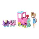Barbie Bebek Chelsea Ve Sevimli Treni (FRL86)
