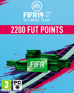 PC Fifa 19 2200 Fut Points