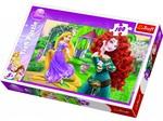 Trefl-Puz.100 Disney Prensesler Pugnacious 16199