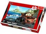 Trefl-Puz.160 Cars 2 Mater&Finn 15196