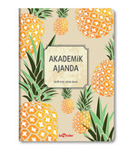 LeColor Akademik Ajanda Ananas