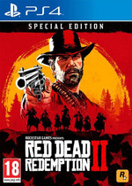Red Dead Redemption 2 Special Edt, PS4