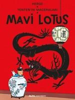 Mavi Lotus-Tenten'in Maceraları