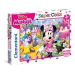 Clementoni Puzzle Simli Minnie 104 Parça 20146
