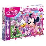 Clementoni Puzzle Pırlanta Minnie 104 Parça 20145