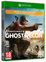Xbox One Tom Clancy's Ghost Recon Wildlands Gold 2