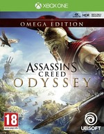 Xbox One Assassins Creed Odyssey Omega Edition