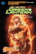 Green Lantern Cilt 9-Agent Orange