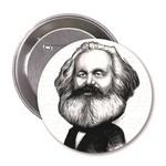 Aylak Adam Hobi-Karl Marx Karikatür Rozet