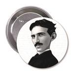 Aylak Adam Hobi-Nikola Tesla Karikatür Rozet