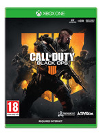 Xbox One Call Of Duty Black Ops 4