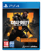 PlayStation 4 Call Of Duty Black Ops 4 Specialist Edition