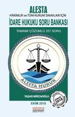 Alesta-İdare Hukuku Soru Bankası 2018