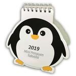 İstisna Takvim Mini Penguen 2019