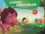 Görünmez Dinozorlar-Hareketli Kitaplar