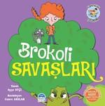Brokoli Savaşları-Hayat Ünite Hikayeleri-Pijama Kulübü Çocukları