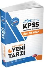 KPSS Genel Yetenek Genel Kültür Özel Tek Kitap
