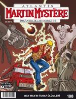 Martin Mystere Sayı 188-Bay Max'ın Tuhaf Ölümleri