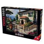 Anatolian Puzzle 1000 Parça Villa Delle Fontana 1076
