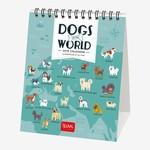 Legami Masa Takvimi Köpeklerin Dünyası 12x14,5 2019