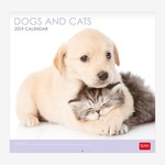 Legami Duvar Takvimi Dogs&Cats 30x29 2019