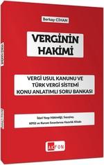 Verginin Hakimi-Vergi Usul Kanunu ve Türk Vergi Sistemi Konu Anlatımlı Soru Bankası