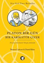 Platon Bir Gün Bir Karikatür Çizer
