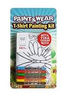 Paint Wear-T-Shirt Boyama Seti Galata Kulesi 4 - 6 Yaş