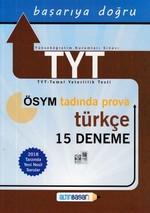 TYT Türkçe 15 Deneme