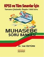 KPSS ve Tüm Sınavlar için Muhasebe Soru Bankası