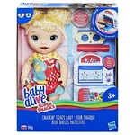 BabyAlive Tatlı Seven Bebeğim E1947
