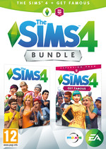 The Sims 4 Ana Paket+Get Famous Bundle