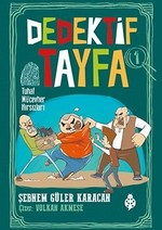 Dedektif Tayfa 1: Tuhaf Mücevher Hırsızları