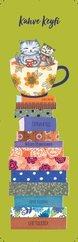 G.Alfa Ayraç Kahve Keyfi-Keyif Serisi Kitap Ayraçları