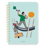 Fabooks İstanbul Defter