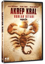 Scorpion King: Book Of Souls-Akrep Kral: Ruhlar Kitabı