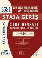 SMMM Staja Giriş Çözümlü Soru Bankası