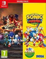 Switch Sonic Forces Sonic Mania Double Pack