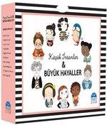 Küçük İnsanlar ve Büyük Hayaller-10 Kitaplık Kutu