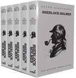 Sherlock Holmes-Bütün Hikayeleri Kutulu-5 Kitap Takım