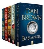 Dan Brown-Set-Robert Langdon Serisi-5 Kitap Takım