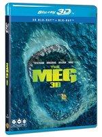The Meg - Derinlerdeki Dehşet 3D Blu-ray