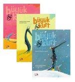 Büyük Kurt ve Küçük Kurt Üçlü Set-3 Kitap Takım