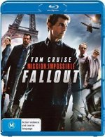 Mission Impossible: Falll Out - Mission Impossible: Yansımalar (Blu-ray)