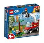 Lego City Barbekü Yangını 60212