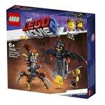 Lego Movie 2 Savaşa Hazır Batman™ ve MetalSakal 70836