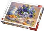 Trefl Puzzle Blue Bouquet, DDFA 1000 Parça Puzzle10466